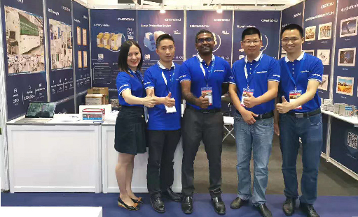 CHENZHU's first show at Malaysia OGA 2019