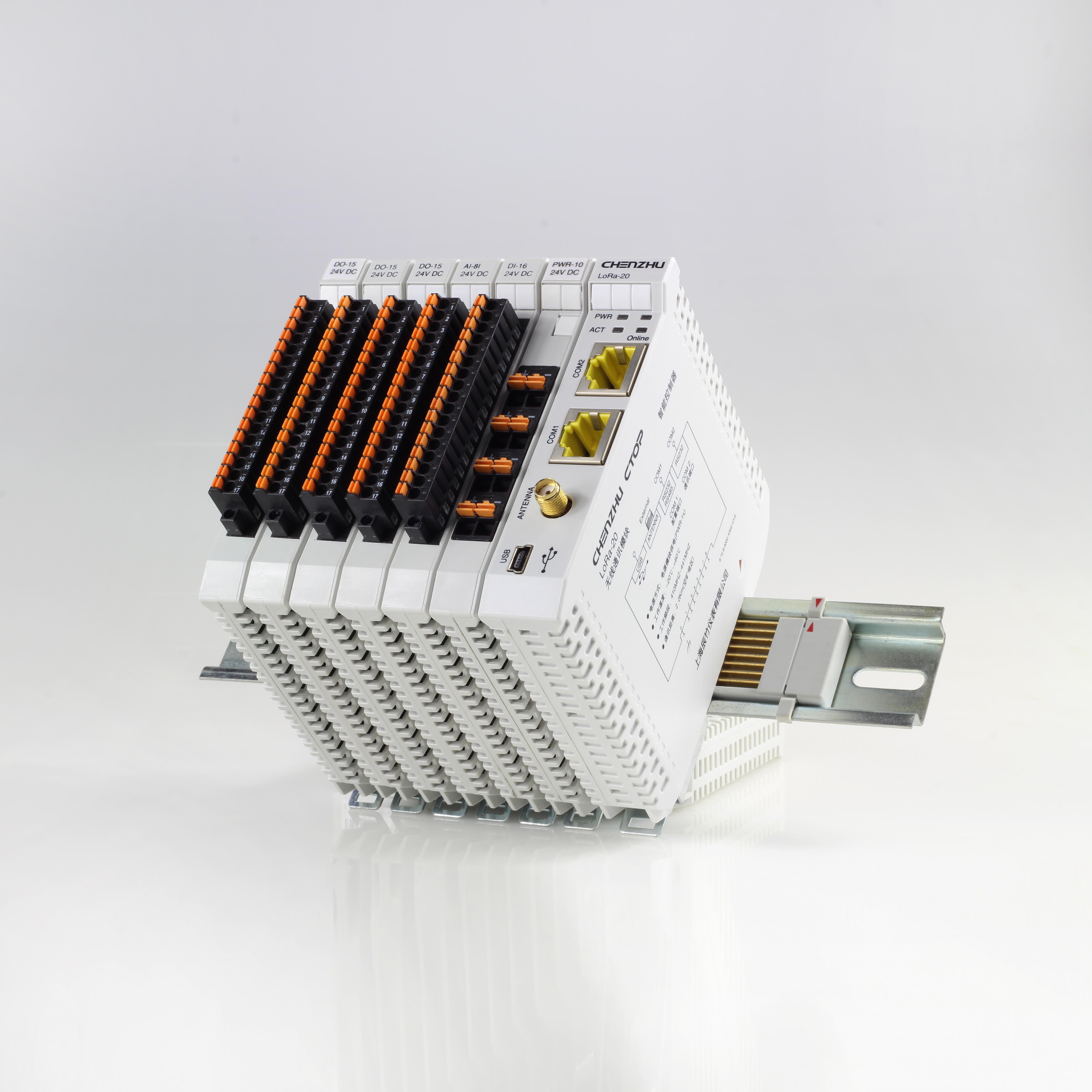 4路热电阻输入