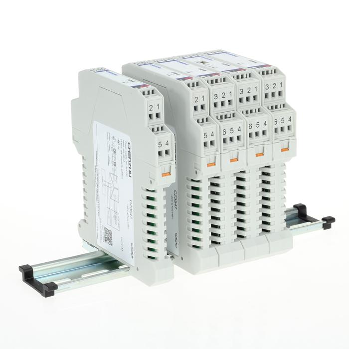二进二出 热电阻输入隔离器