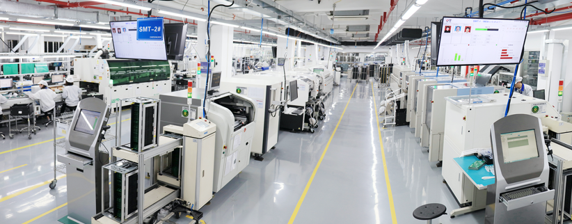 Production line has upgraded and production reached 2 million units per year!