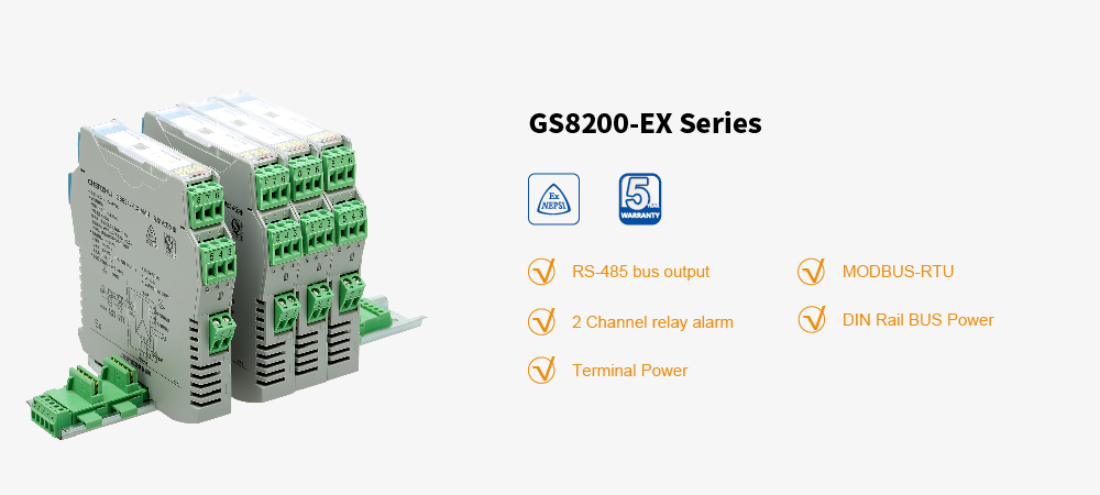 GS8200-EX Series