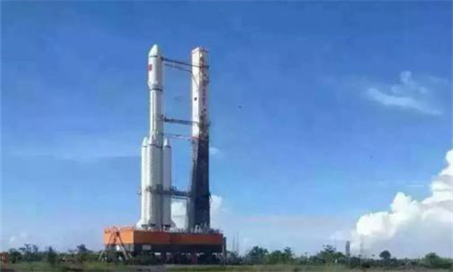 The Long March 7 carrier rocket took off sucessfully with CHENZHU's products