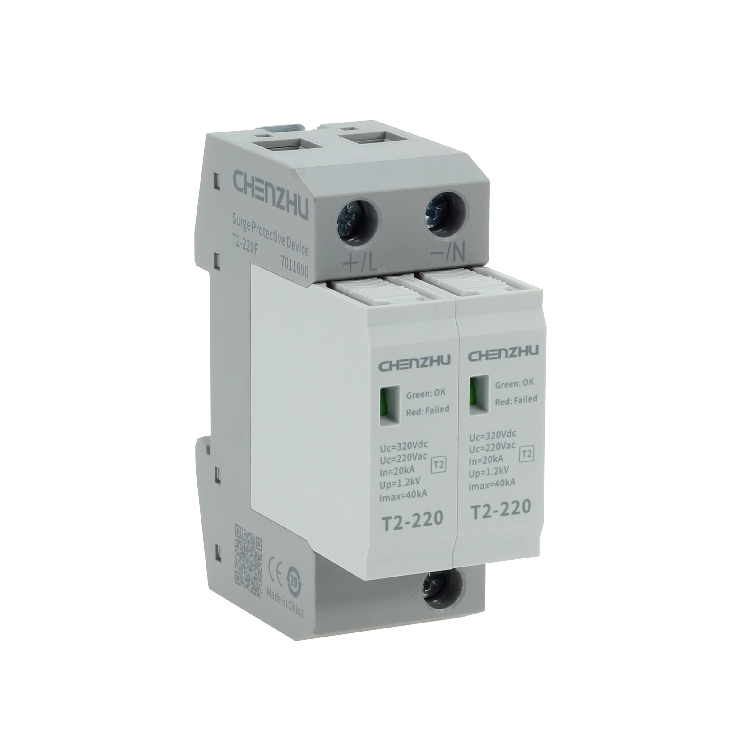 DC power SPD (220VDC; alarm output ) 7052198
