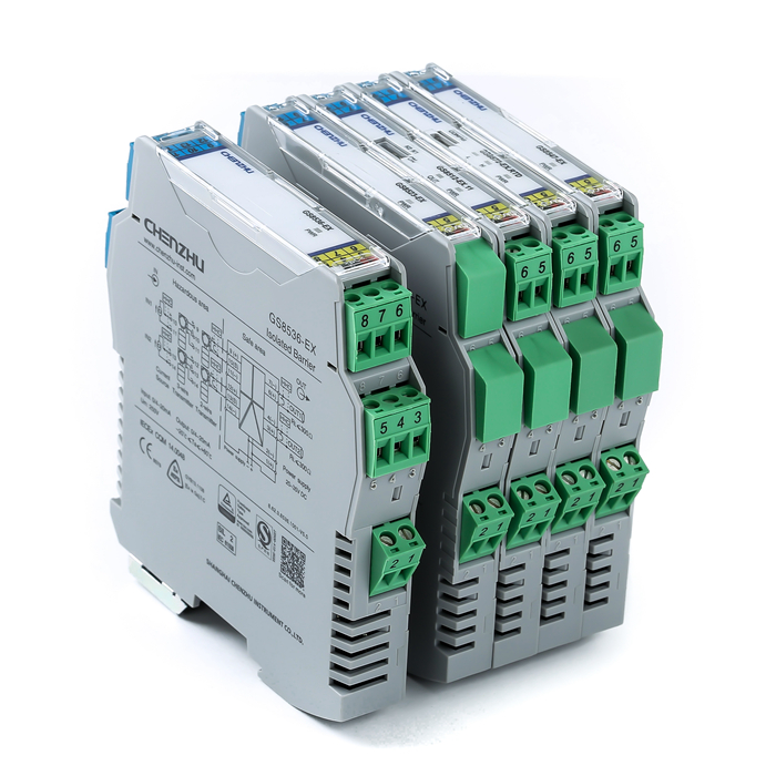 3inputs,3outputs DI,Relay output Isolated Barrier