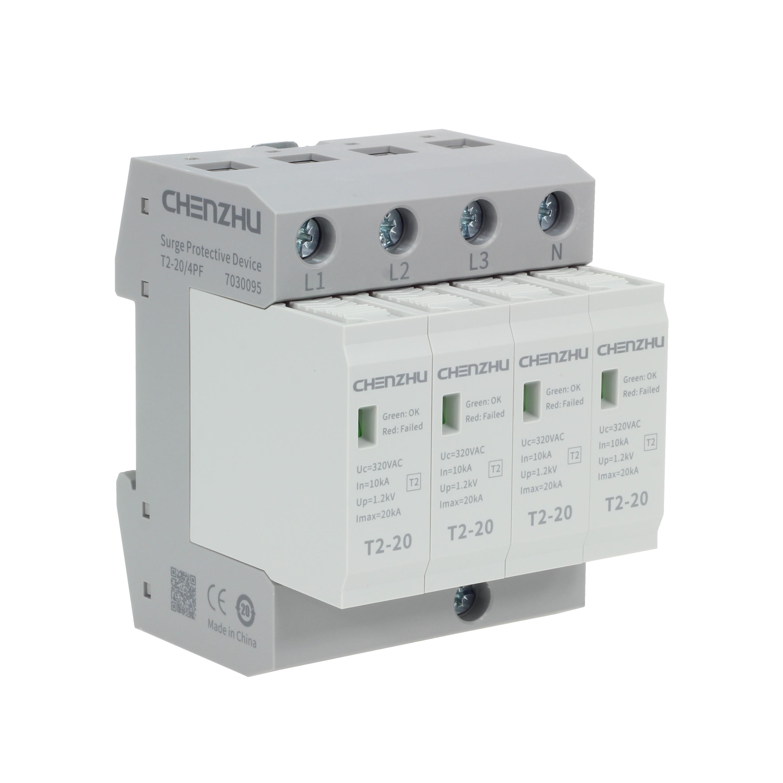 AC Power SPD (220/380VAC; Three phase TN-S; In=10kA; alarm output ) 7012156