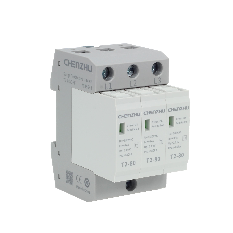 AC Power SPD (220/380VAC; IT or TN-C system, Three phase; In=40kA ) 7070722