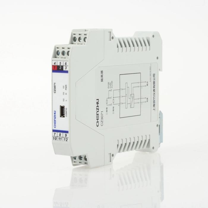 一进一出 热电阻输入隔离器(回路供电)