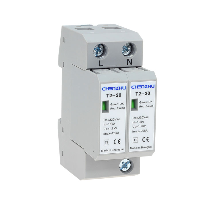 AC power SPD  (220/380VAC; Single phase TN; In=10kA ) 7083851
