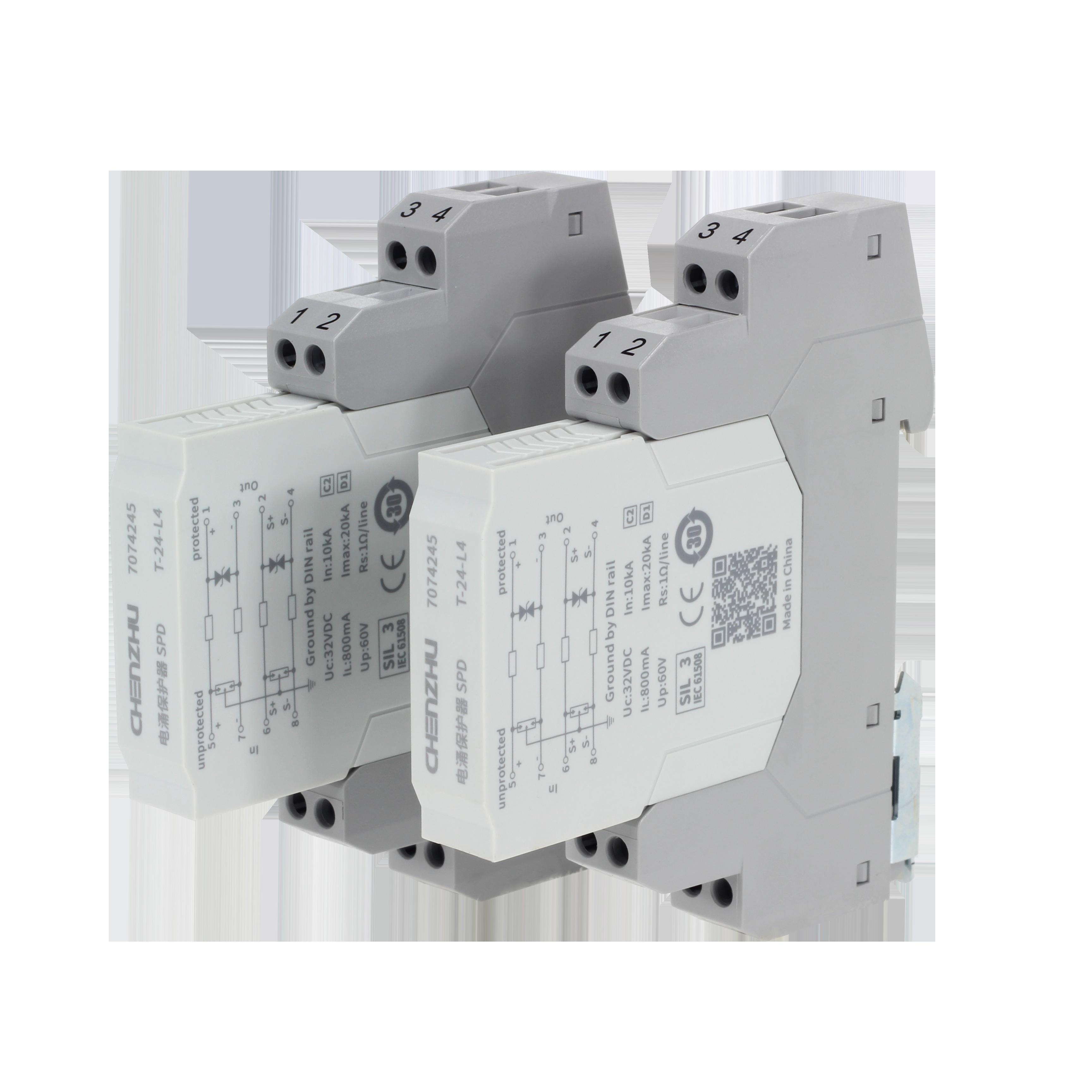 Low power SPD (24VDC; In=10kA ) 7073676