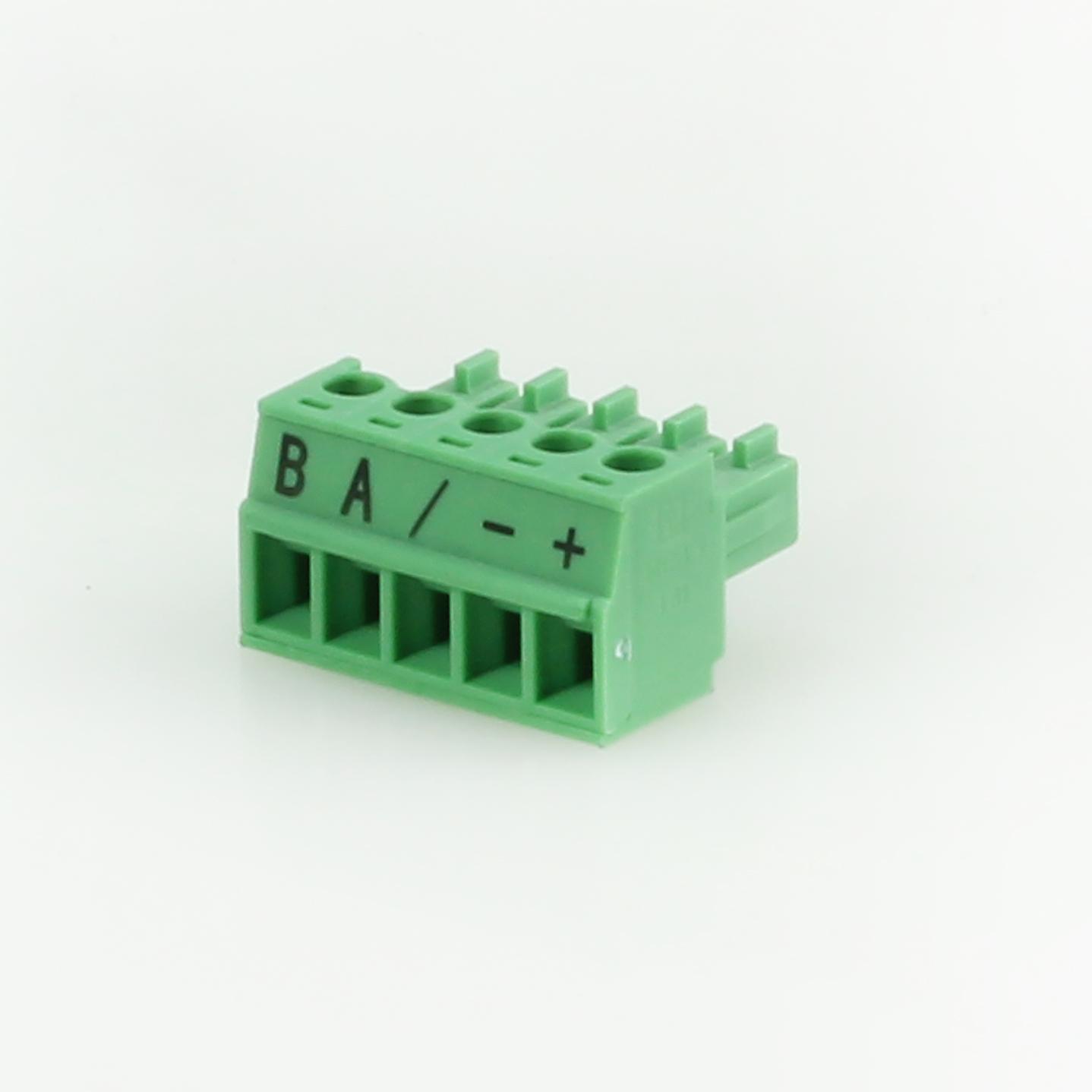 总线连接器正向插头(GS8200-EX系列适用)