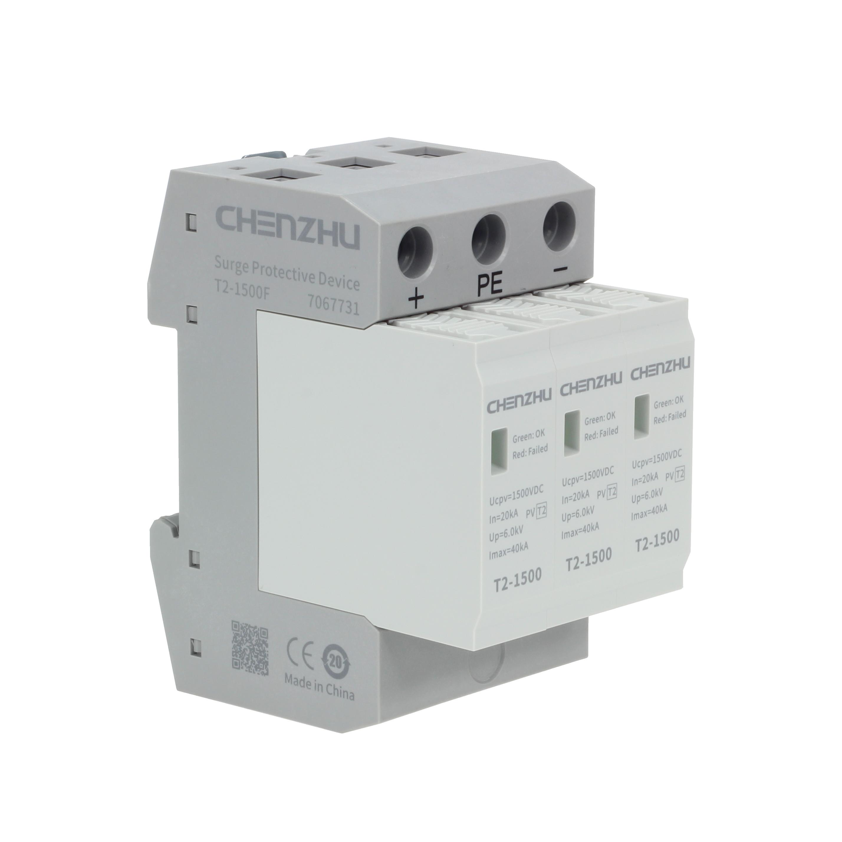 DC power SPD (1500VDC; alarm output ) 7053094