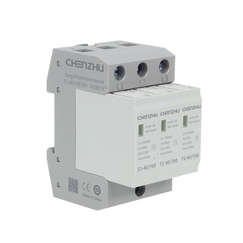 AC Power SPD (400/690VAC; IT or TN-C system; In=20kA; alarm output ) 7050975